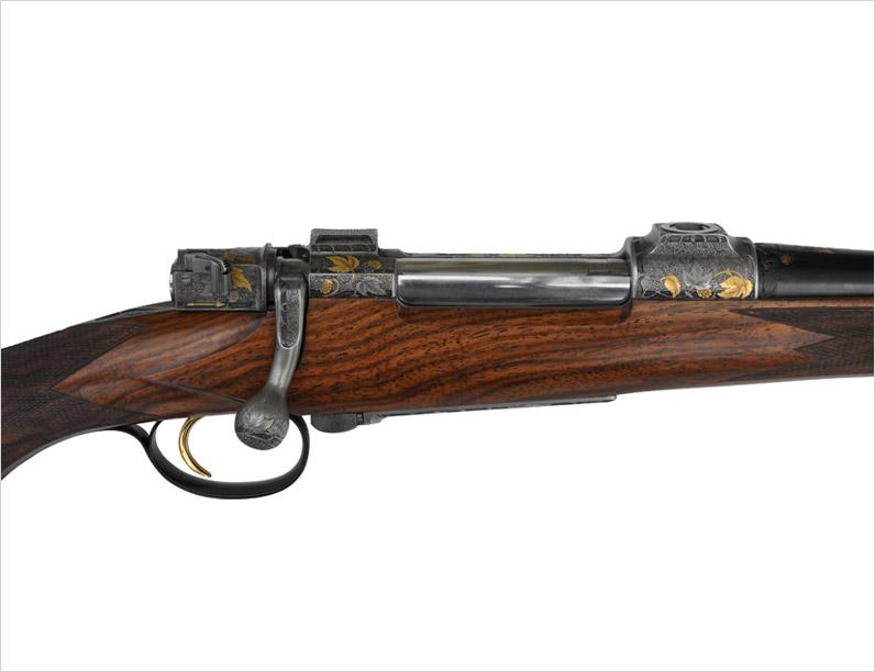 Mauser 3 Karl Hauptmann Jagdwaffen