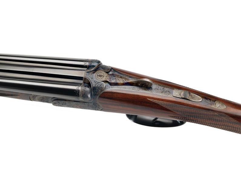 Flinte 3 Karl Hauptmann Jagdwaffen