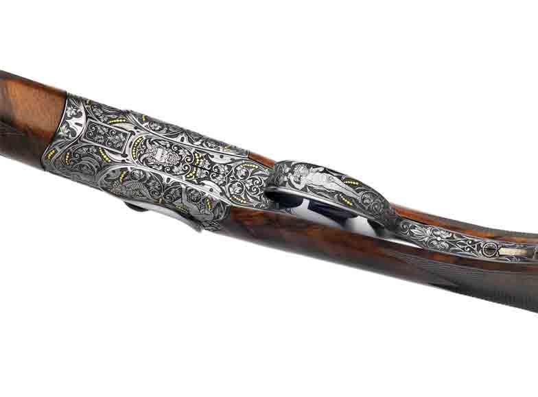 Kipplauf Karl Hauptmann Jagdwaffen